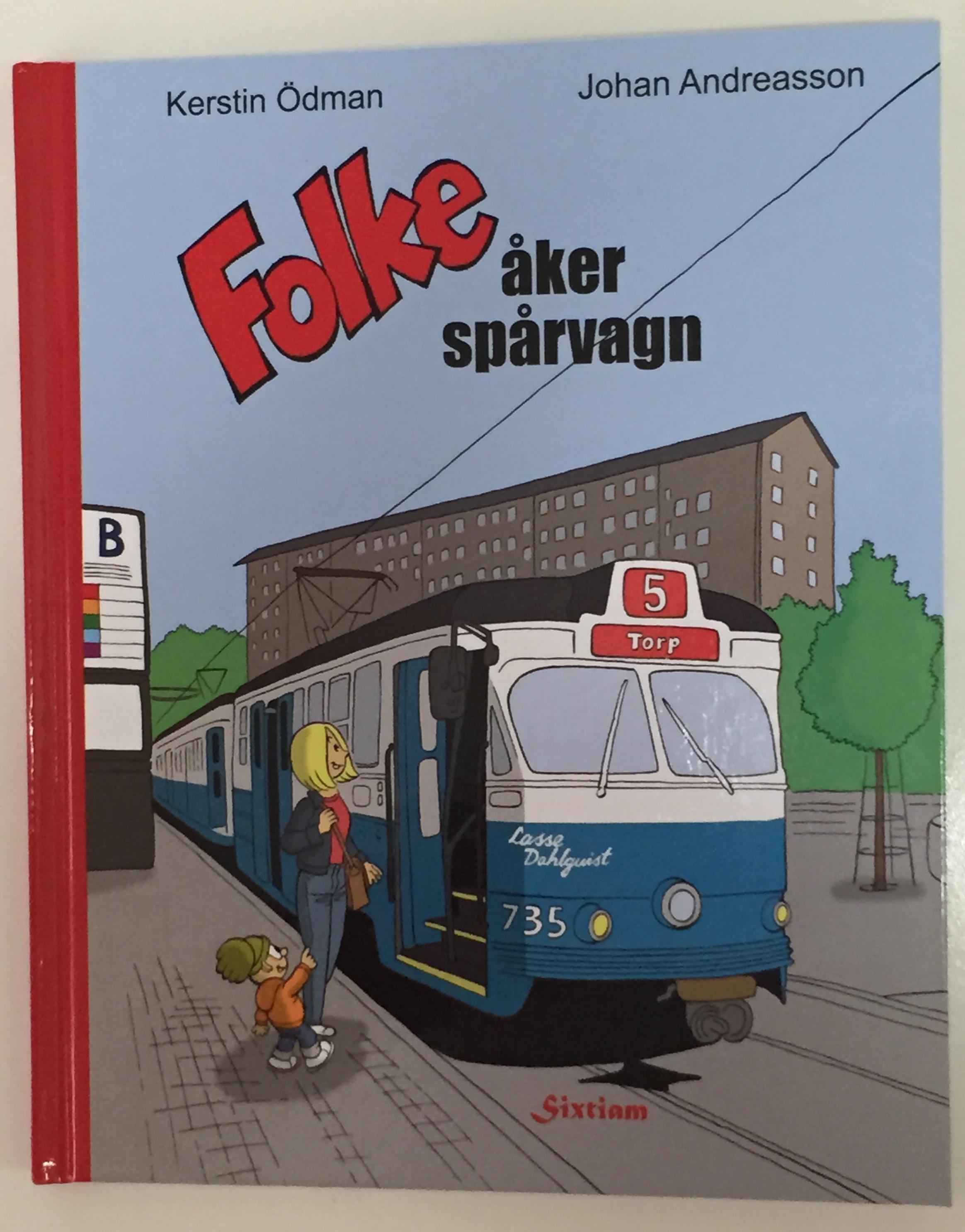 tram book